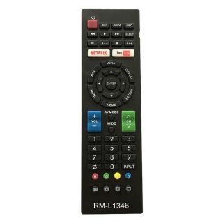 Remote TV SHARP Smart mới (Tiêu chuẩn) thumbnail