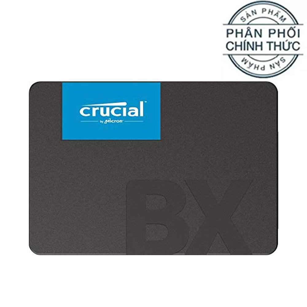 Ổ cứng SSD Crucial BX500 3D NAND SATA III 2.5 inch 120GB CT120BX500SSD1 - Hãng Phân Phối Chính Thức