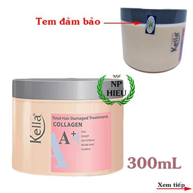 Hấp dầu Kella Collagen A+