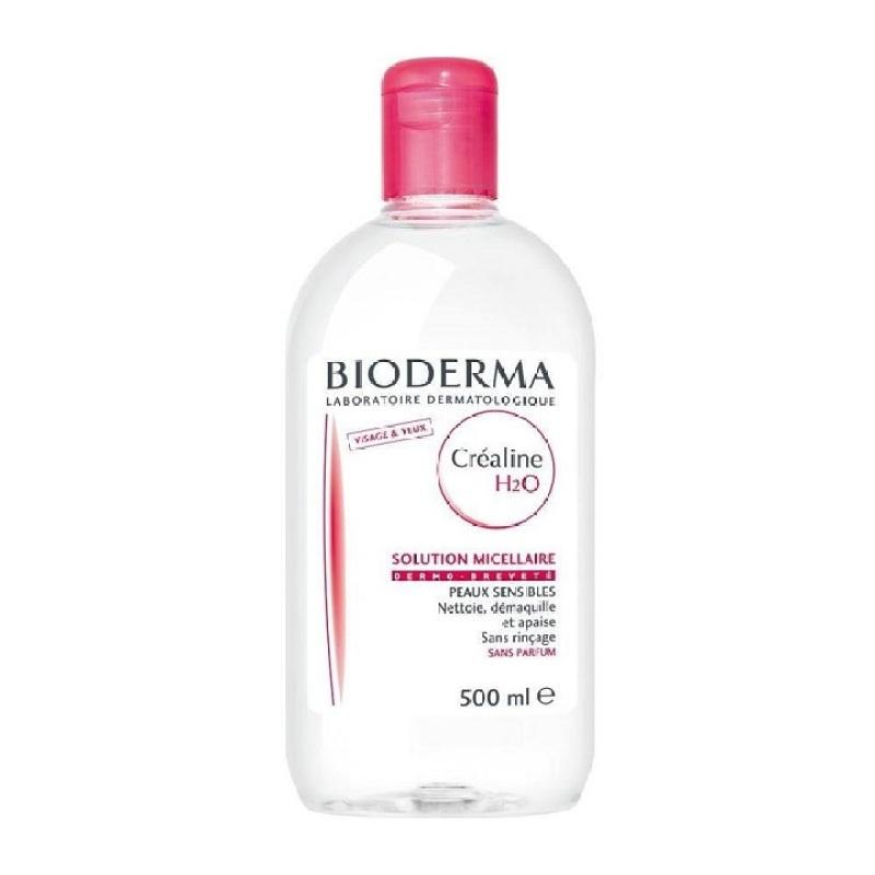 Tẩy trang Bioderma 500ml Pháp- Hàng chính hãng cao cấp