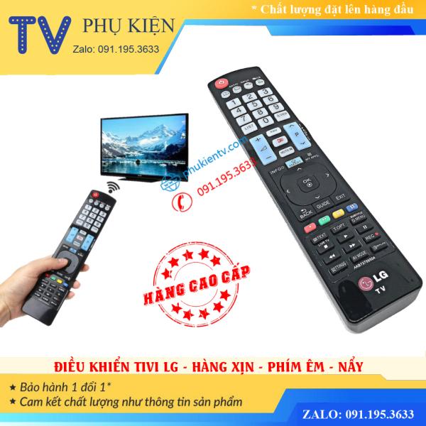 Bảng giá [Hàng Xịn] Điều Khiển Tivi LG Smart Tivi LED AKB73756504 - Điều Khiển Các Đời Tivi LED - Loại Dài
