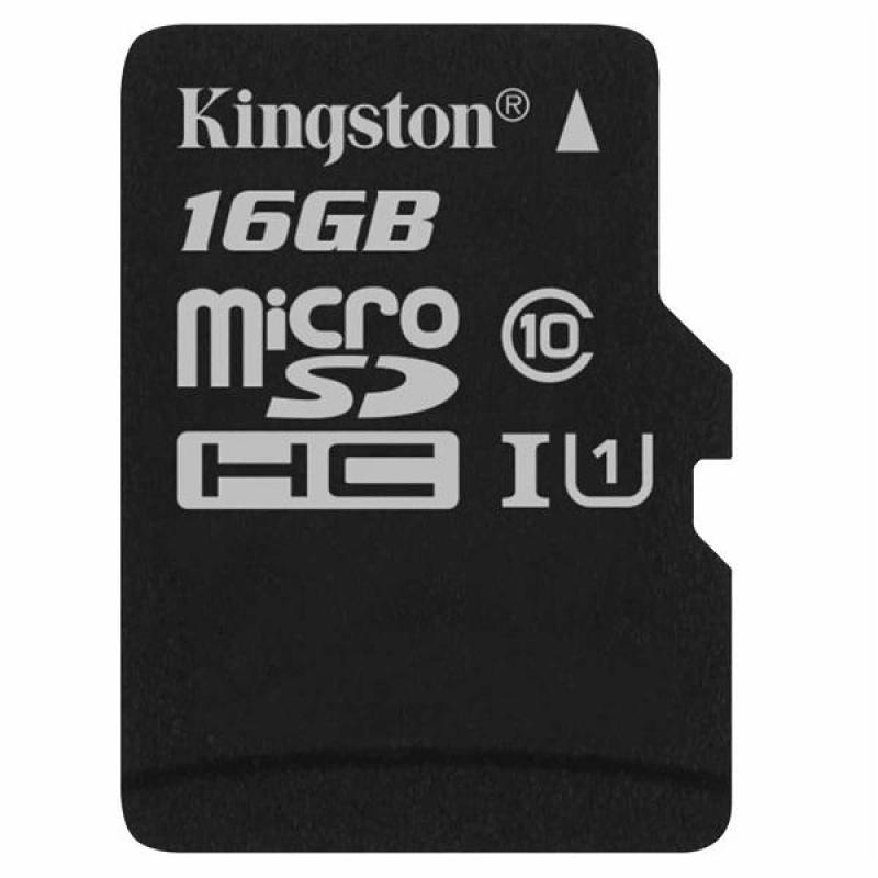 Thẻ nhớ Micro SDHC Kingston Class 10 - 16GB