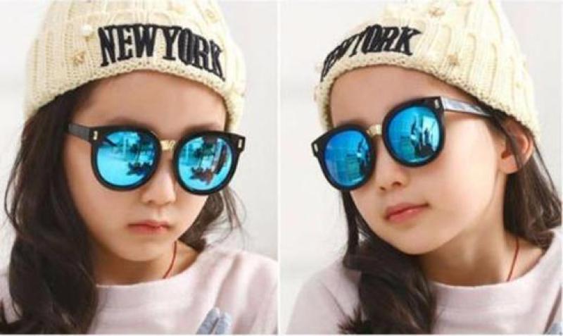 Mua Kính mát Hàn Quốc cao cấp cho bé cực yêu Beauty Korea 2019 + Có bảo hành (Đen)