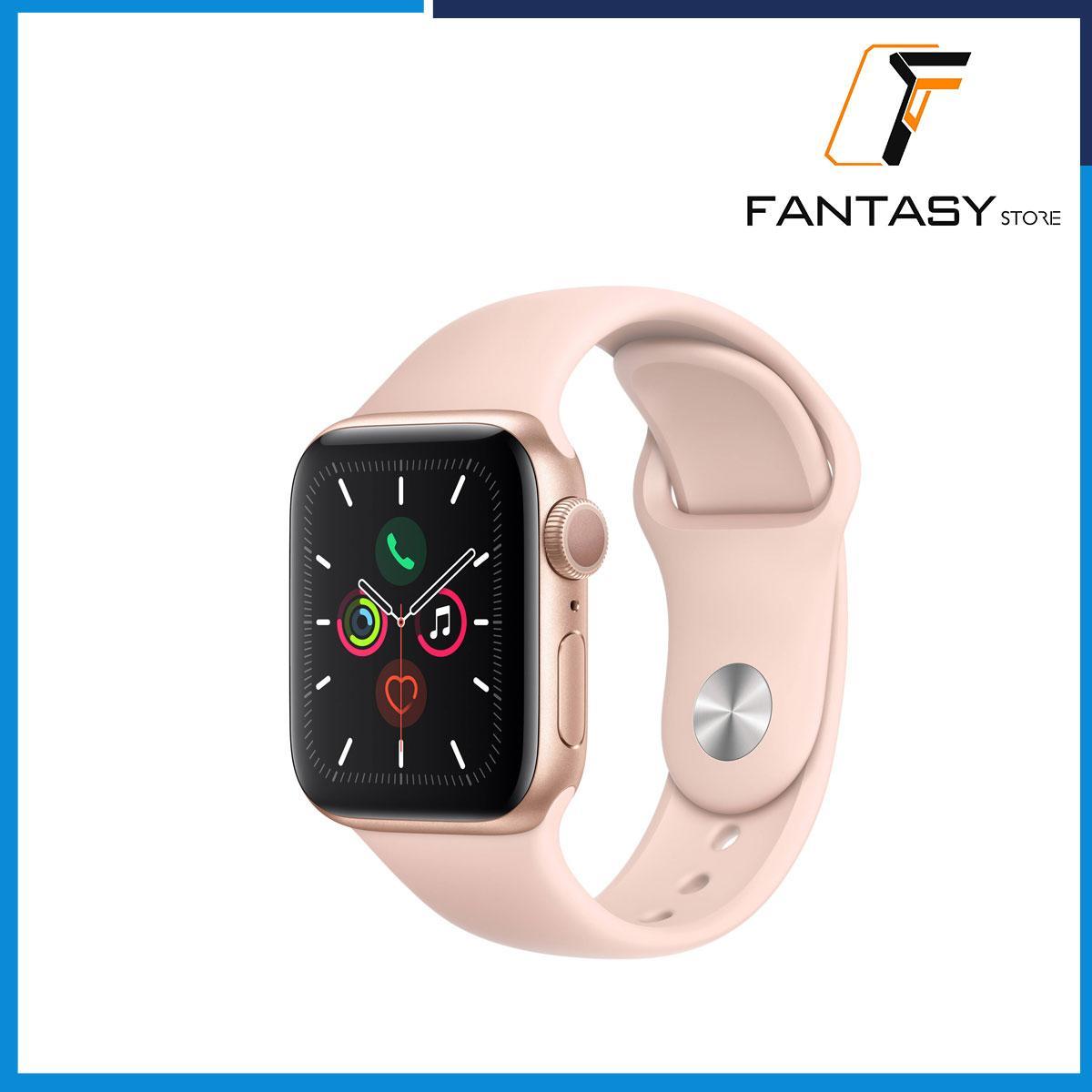 Đồng Hồ Thông Minh Apple Watch Series 5 GPS Only, Aluminum - Sport Band - Hàng Nhập Khẩu - Bảo Hành 12 Tháng Giảm Giá Khủng