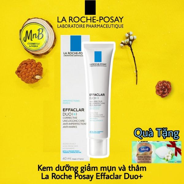 La Roche Posay Effaclar Duo Plus Kem ngừa mụn La Roche Posay cho da dầu mụn 40ml - MnB Store - giá rẻ
