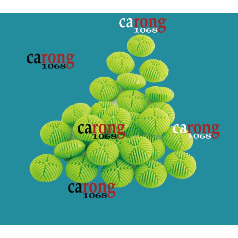 Banh lọc AquaBlue Green magic bioball 1800g dùng cho ngăn đảo máy sủi