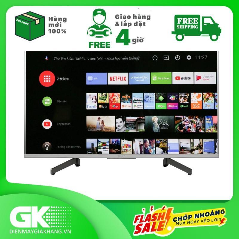 Bảng giá Smart Tivi Android Sony 4K 65 inch KD-65X8500G/S - Bảo hành 2 năm. Giao hàng & lắp đặt trong 4 giờ