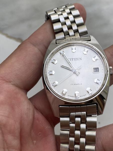 Đồng hồ xưa Citizen lên cót