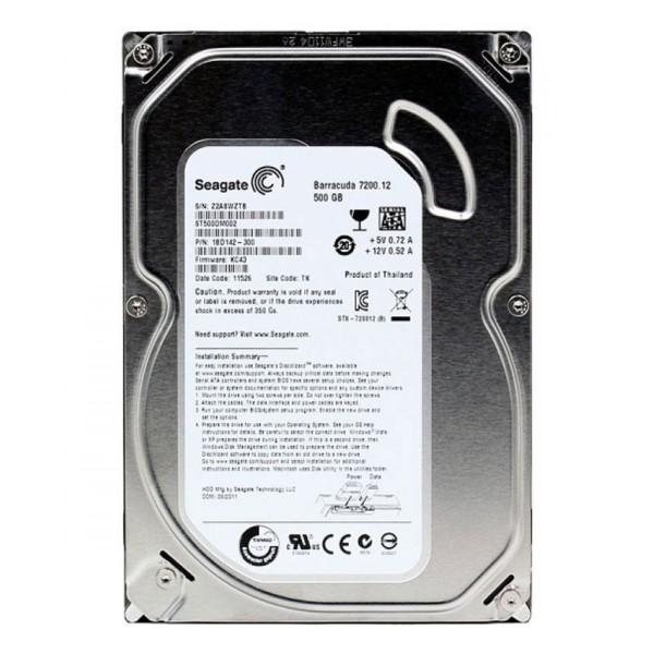 Bảng giá Ổ cứng máy tính HDD 500gb Seagate, bảo hành 2 năm Phong Vũ