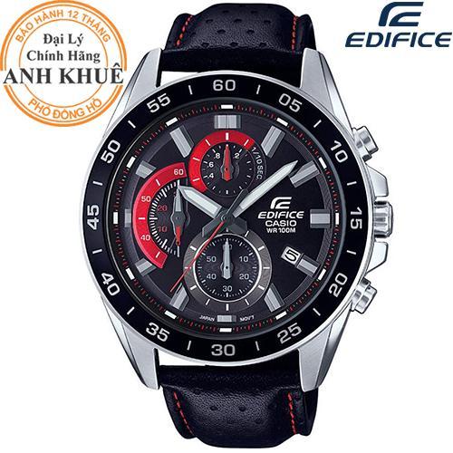 Nơi bán Đồng hồ EDIFICE chính hãng Casio Anh Khuê EFV-550L-1AVUDF