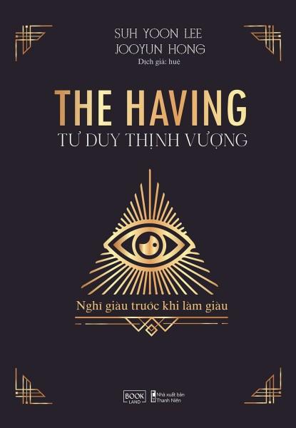 Sách - The Having - Tư Duy Thịnh Vượng