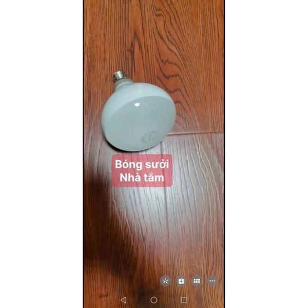 Bảng giá 💧Bóng Đèn Sưởi Nhà Tắm 275W
