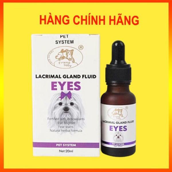 Siro Uống Chống Chảy Nước Mắt Ở Chó Mèo Lacrimal Gland Fluid Eyes
