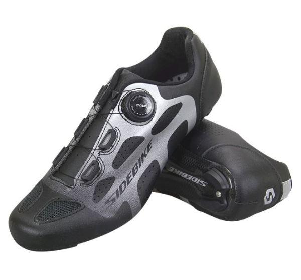 Giày cá Sidebike SD015 đế carbon dành cho xe đạp đường trường giá rẻ