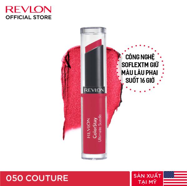 Son kem lâu phai Revlon Colorstay Suede Lipstick 2.55g giá rẻ