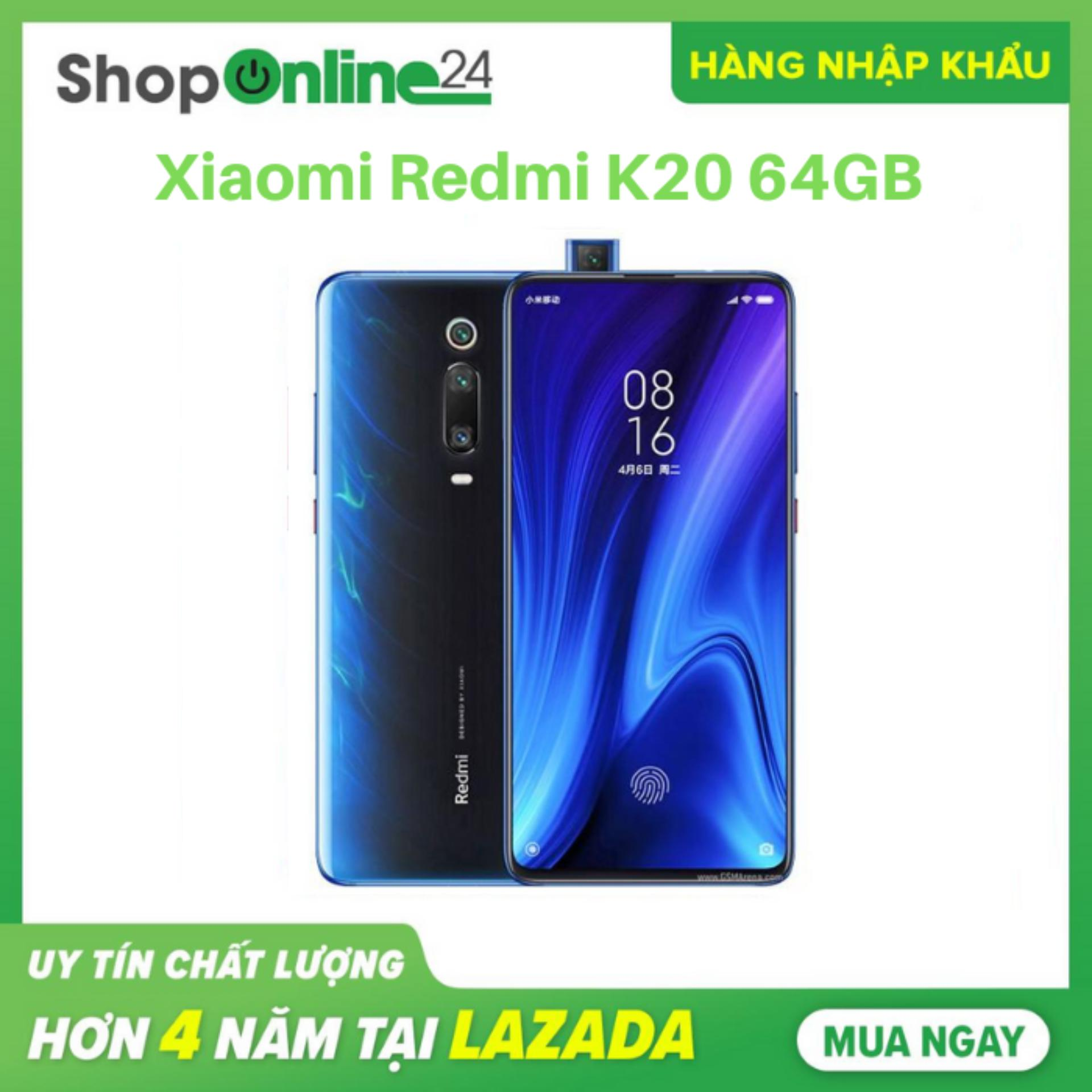 Xiaomi Redmi K20 64GB Ram 6GB - Hàng nhập khẩu