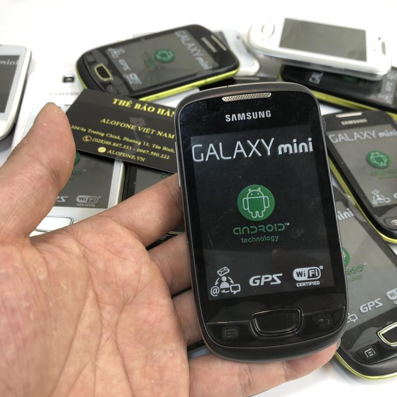 Samsung Galaxy Mini S5570