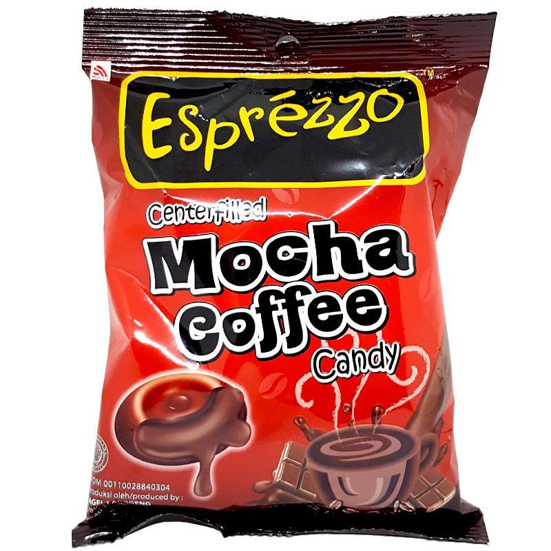 Kẹo cà phê Esprézzo nhân Mocha gói 150g