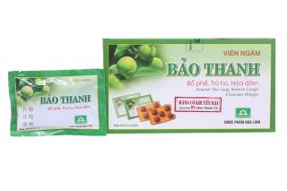 Viên ngậm ho Bảo Thanh thumbnail