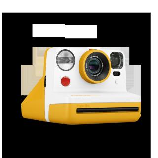 Máy Chụp Ảnh Lấy Liền Polaroid Now - Màu Vàng thumbnail