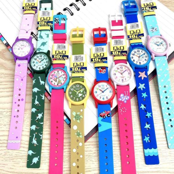 Đồng hồ cho bé nữ QQ Watch bán chạy