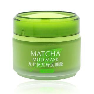 Mặt nạ trà xanh Matcha mud mask Laikou thumbnail