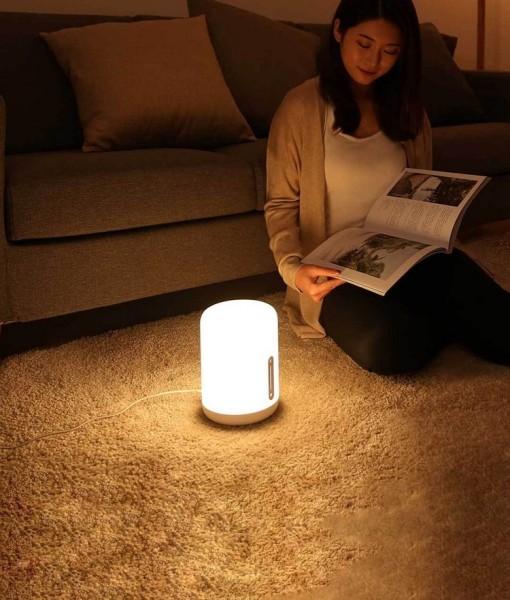 💦 Đèn Ngủ Thông Minh Xiaomi Mijia Gen 2 Đổi màu đèn WRGB Tăng giảm độ sáng Tắt mở đèn Điều Khiển Qua APP