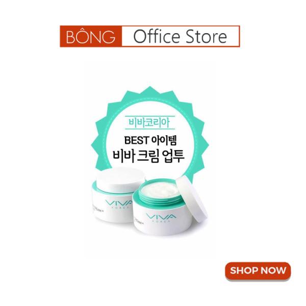 Kem nở ngực Viva cream bán chạy số 1 Hàn Quốc 100g 💖FREESHIP💖 kem nở ngực giúp chị em sở hữu vòng một đầy đặn, căng tràn sức sống BÔNG SHOP KM