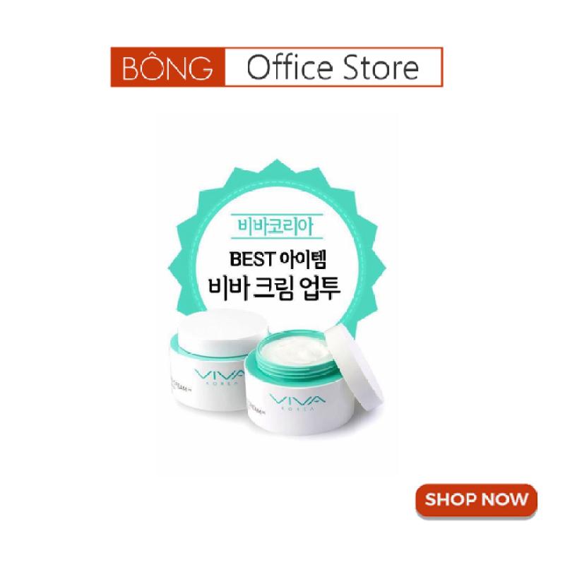Kem nở ngực Viva cream bán chạy số 1 Hàn Quốc 100g 💖FREESHIP💖 kem nở ngực giúp chị em sở hữu vòng một đầy đặn, căng tràn sức sống BÔNG SHOP KM giá rẻ