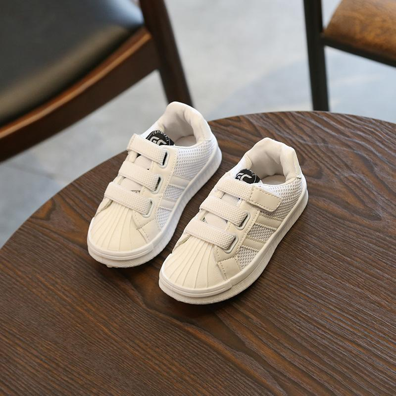 Giày thể thao cho bé trai bé gái 2 sọc-GTE9