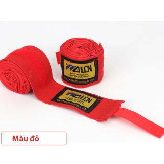 Băng vải quấn tay tập đấm bốc boxing HM042 dài 2,5m (1 đôi) thumbnail