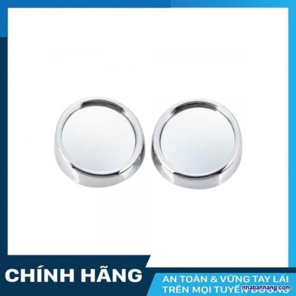 Bộ đôi gương cầu tròn 360 độ