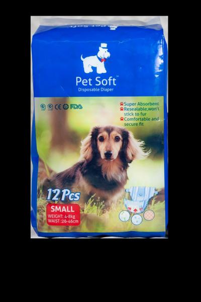 Bỉm chó cái Pet Soft Size M