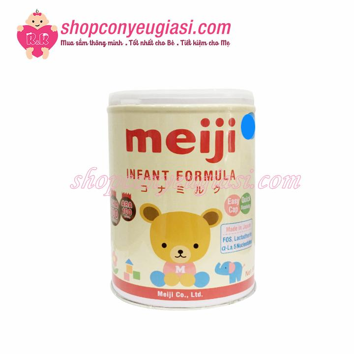 Sữa Meiji Nhập Khẩu Số 0 (0-1 Tuổi) - 800g