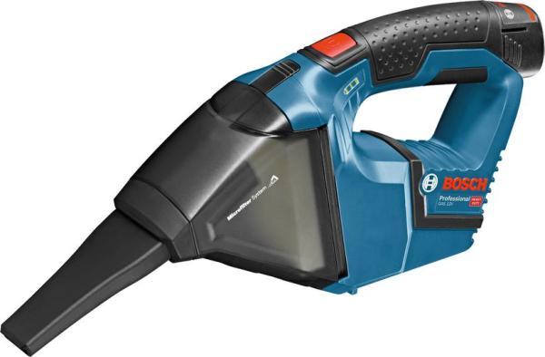 Máy hút bụi Bosch GAS 12 V (SoLo) + Quà tặng áo mưa trị giá 100.000đ