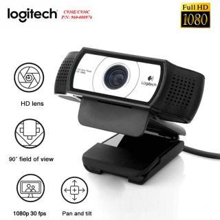 Webcam cho máy tính Logitech C170, C270, C310, C525, C920, C922, C925E, C930E C930C phiên bản mới 2018 [BH 1 năm] thumbnail