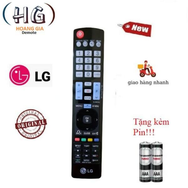 Bảng giá Điều Khiển Tivi Lg Akb73715309 - Hàng Tốt Chuẩn Logo Lg 100% Tặng Kèm Pin