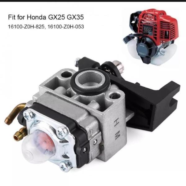 Chế hòa khí -  bình xăng con máy cắt cỏ 4 thì Gx35, Gx25