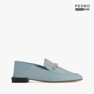 PEDRO - Giày đế bệt mũi vuông Gold Embellished PW1-66480032-26 thumbnail