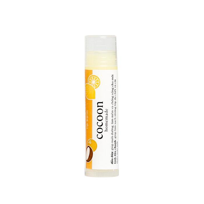 Son dưỡng môi COCOON làm mềm môi, trị thâm môi hiệu quả tốt nhất