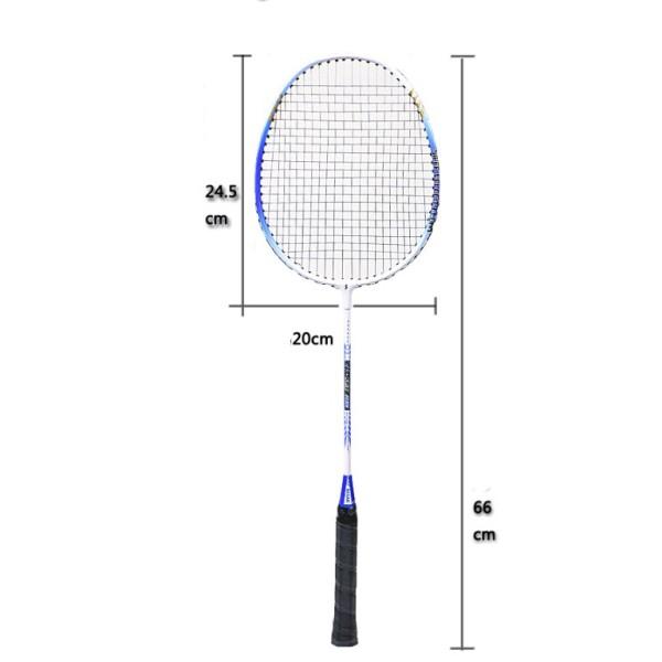 Bảng giá Vợt cầu lông siêu nhẹ - Vợt cầu lông đen Guangyu siêu đàn hồi thiết kế vợt nhẹ và tiện dụng