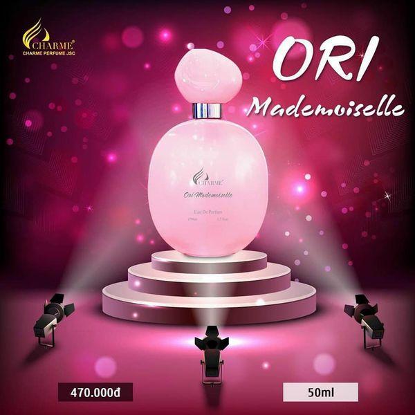 Nước hoa nữ Charme Ori Mademoiselle 50ml