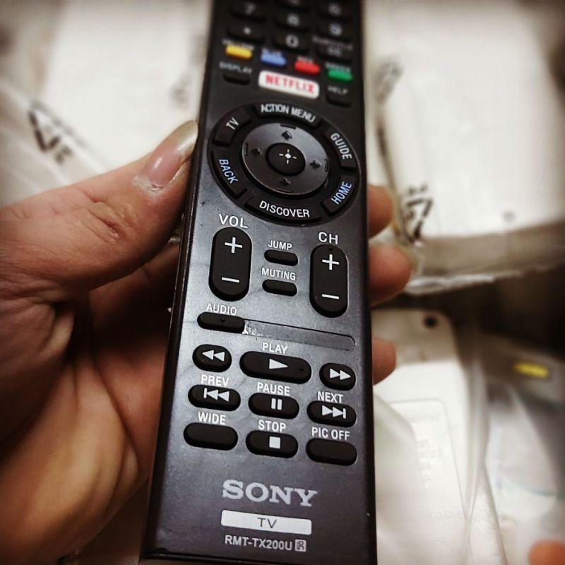 Bảng giá điều khiển tivi sony tx200u zin