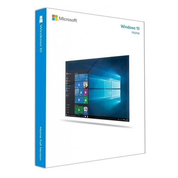 Bảng giá Bộ HĐH Windows 10 Home 32 & 64bit bản quyền Phong Vũ
