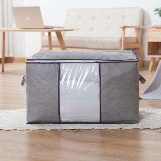 Túi vải đựng quần áo, túi vải đựng chăn, phòng ẩm thấp, đóng gói khi dọn nhà thumbnail
