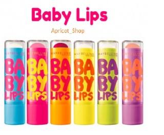 Son Dưỡng Môi Maybelline Baby Lips Nhập Mỹ thumbnail