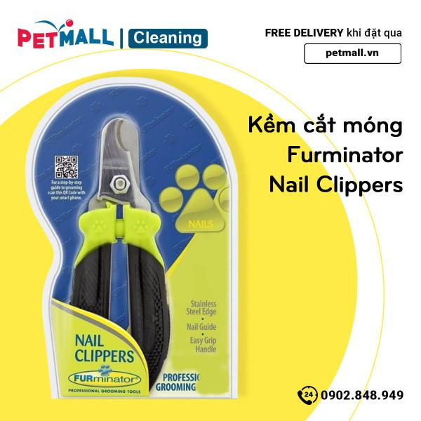 Kềm cắt móng Furminator Nail Clippers petmall