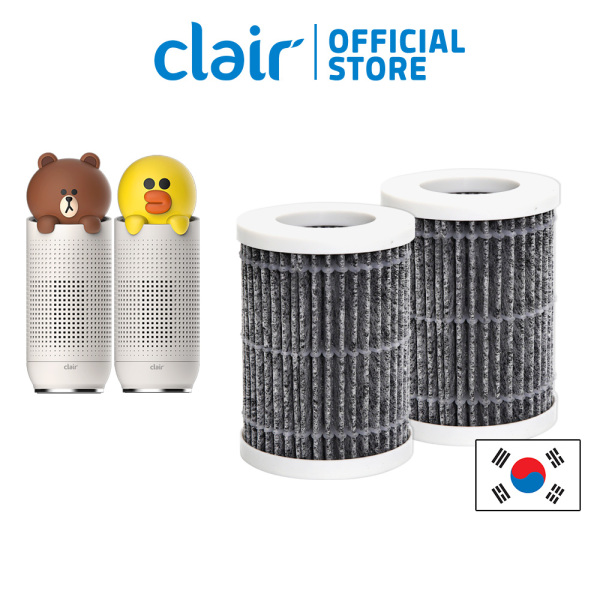 Bảng giá Replacement HEPA Filter for CLAIR LF Portable Air Purifier (2pcs)
