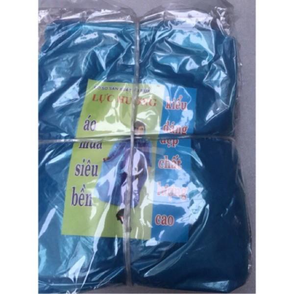 Giá bán Sỉ 10 áo mưa mặc 1 lần - khách sỉ ib