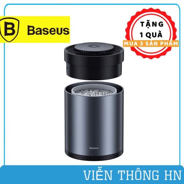 Bộ khuếch tán nước hoa khô oto - lọc không khí khử mùi dùng cho xe hơi Baseus Ripple Car Cup Holder Air Freshener - VT auto